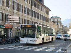 MERCEDES-BENZ Citaro - 2013 - Keolis Chambéry
