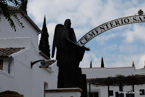Cementerio de Alcaudete