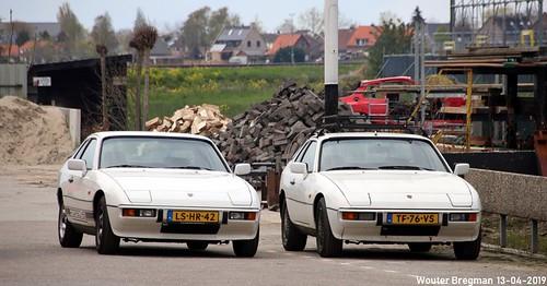 Porsche 924 (1985 & 1983)