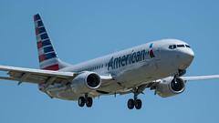 American Airlines Boeing 737 N824NN