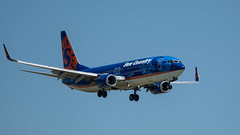 Sun Country Boeing 737-8Q8 N815SY