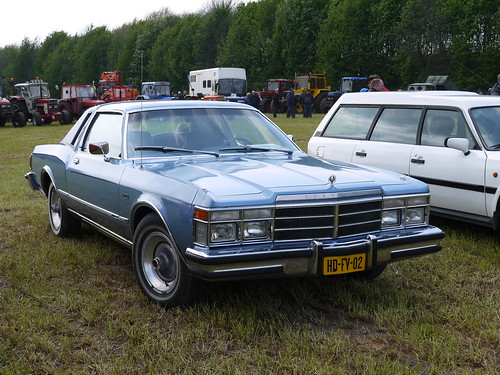 Chrysler LeBaron Medaillon Special Hardtop 1979