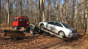 Roadside assistance service Baltimore MD-Tow and More