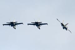 RCAF Overhead Break
