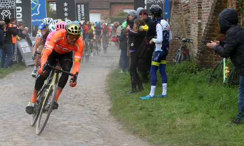 Paris-Roubaix 2019: n°21 Greg Van Avermaet (BEL) CCC