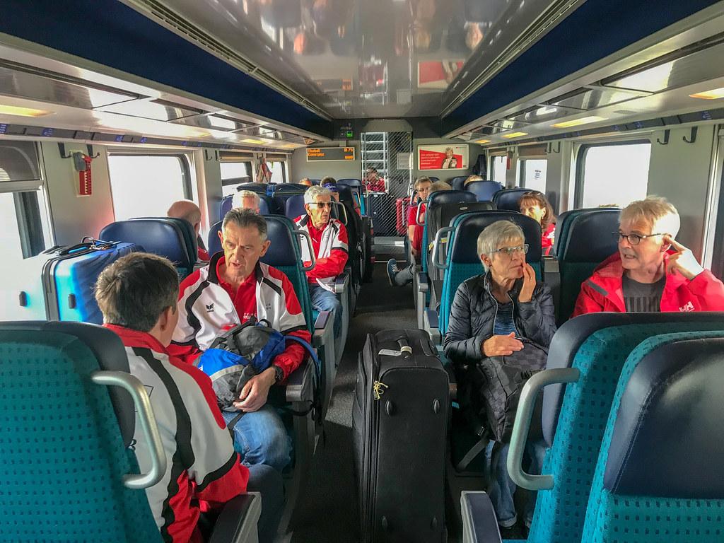 Trainingslager auf Sizilien 2019
