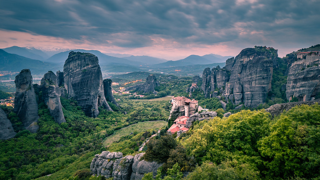Meteora, Greece picture