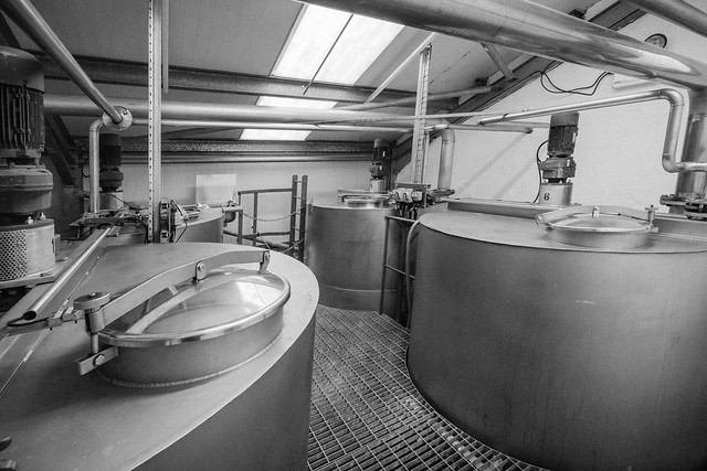 Washbacks Kilchoman Distillery