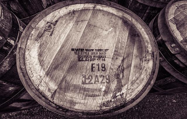 Makers Mark Cask Bowmore Distillery