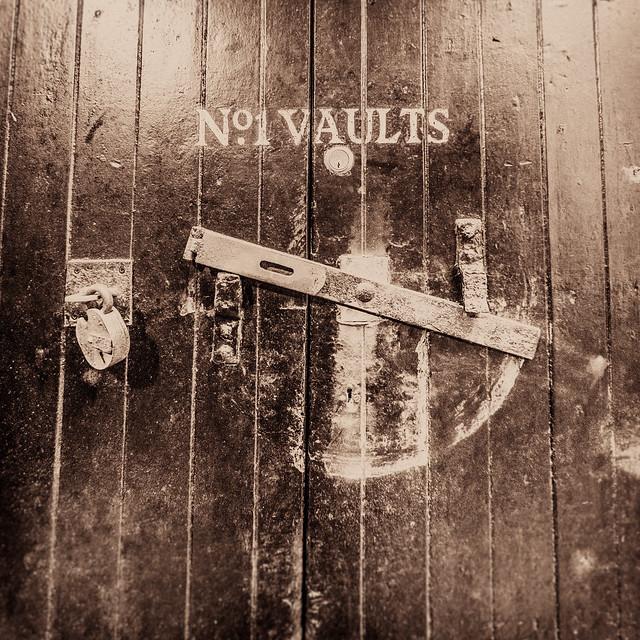 No 1 Vault Bowmore Distillery