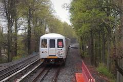 MTA Staten Island Railway 1973 St. Louis Car Company R44 428