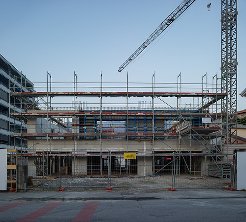 cantiere, Chiasso