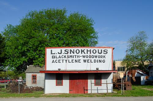 L. J. Snokhous Blacksmith