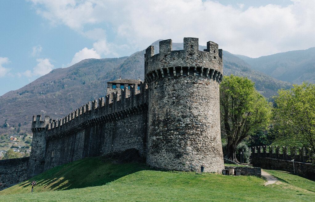 Switzerland 2019 - Day 10 - Bellinzona and Lugano