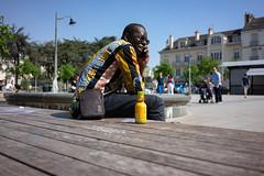 place hoche portrait - Photo of Rennes