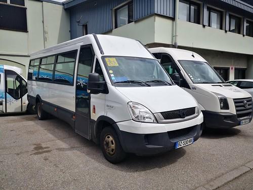 Transdev Savoie BZ-530-NV