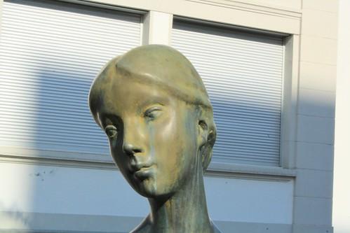 «Laure», 1980. Heinz Schwarz, 1920–1994