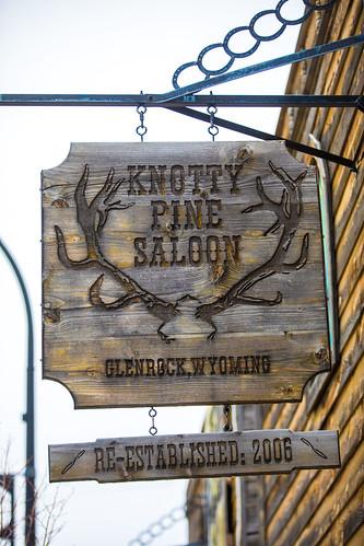 Knotty Pine Saloon
