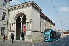 CAF Urbos 3 n°807  -  Besançon, GINKO