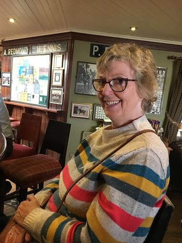 At the Horse and Jockey pub, Thurles