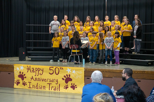 Indian Trail Elementary 50th Anniversary concert