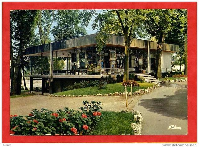 BESANCON - L´Office du Tourisme. Syndicat d´Initiative(Arch M. Demenge) -1980