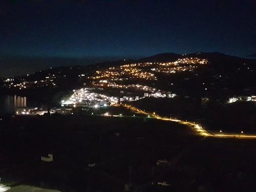 Salobrena, night time