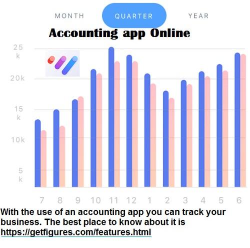 Accounting app Online - Getfigures