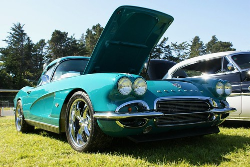 1962 Chevy Corvette (1)