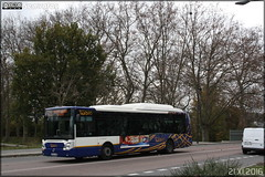 Irisbus Citélis 12 CNG - Tisséo n°1010