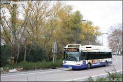 Heuliez Bus GX 317 GNV - Tisséo n°0510 - Photo of Péchabou