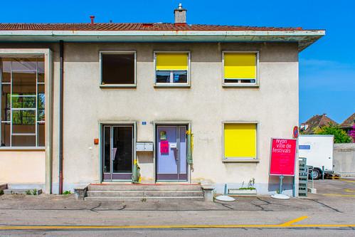 Rue des Marchandises, Nyon