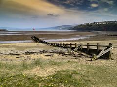 Deserted Beach, Goodwick, Pembrokeshire