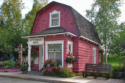 Alaska: Fairbanks, Pioneer Park