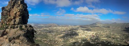 Wanderung zum Roque del Jama
