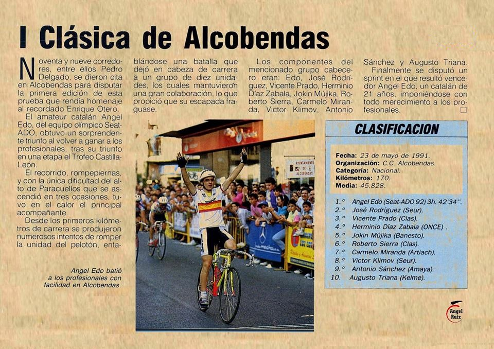 Clasica Alcobendas 1991