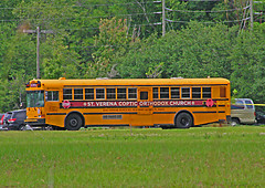 Church Bus, Ranch Road