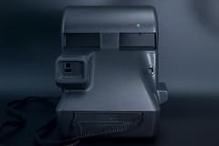 Rear view of a Polaroid 636 Closeup