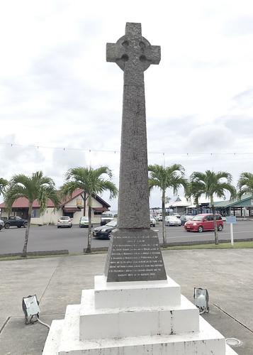 Cook Islands Great War Monument