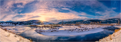 Early morning Lamar Valley