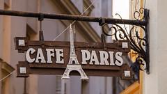 Café París, La Habana, Cuba