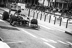 Black & White, Shooting F1 - Valence