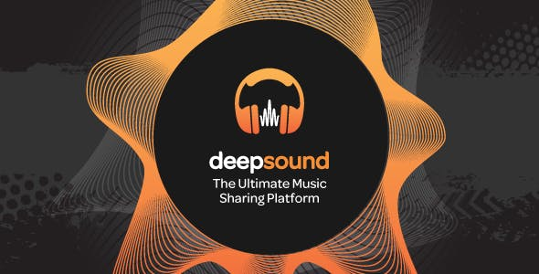 DeepSound v1.2.1 - The Ultimate PHP Music Sharing Platform