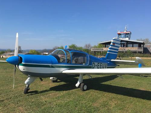 Flugplatz Grasberg, Moran am 20.4.2019
