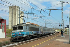 SNCF 7290, Montbard, 13-04-19 - Photo of Quincy-le-Vicomte