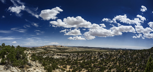 Colorado Plateau Big Sky Country
