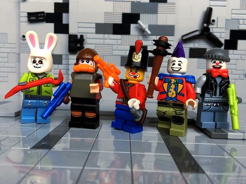 Contest Fig Barf: Joker Goons