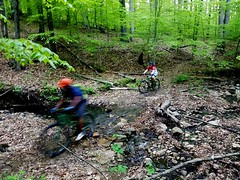 2019 Bike 180: Day 52 - Stream Crossing