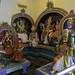 Altar Sri Mariammam Hindu Temple Chinatown Singapore 05