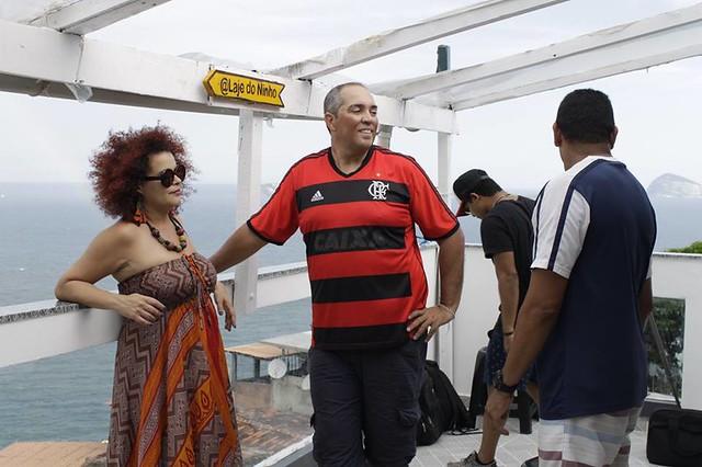 Iniciativa procura fomentar debates políticos no Vidigal, zona sul do Rio - Créditos: ColetivAção Vidigal